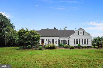 Lovettsville Single Family Home For Sale: 12822 Booth Road