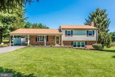 Mount Airy Single Family Home For Sale: 13432 Old Annapolis Road