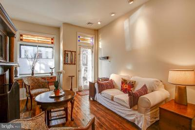 Washington Townhouse For Sale: 1218 Linden Place NE
