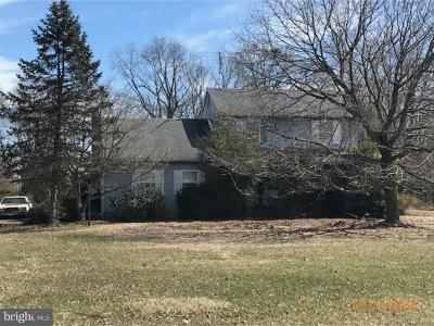 Tabernacle Single Family Home For Sale: 1144 Old Indian Mills Road