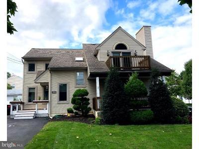Bucks County Single Family Home For Sale: 55 Park Avenue