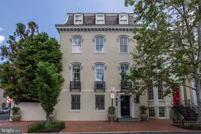 Single Family Home For Sale: 3147 P Street NW