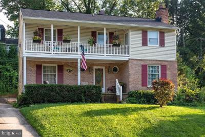 Baltimore County Single Family Home For Sale: 805 Ramshead Circle