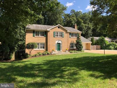 Mclean Rental For Rent: 1570 Forest Villa Lane