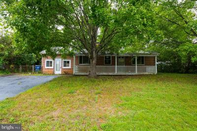 Bryans Road Single Family Home For Sale: 2932 Edgewood Road