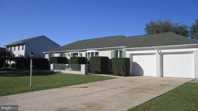 Ocean City Single Family Home For Sale: 12949 Windy Drive