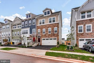 Glen Burnie Townhouse For Sale: 927 Thurston Lane