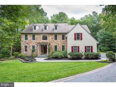Newtown Square Single Family Home For Sale: 1210 Winderly Lane