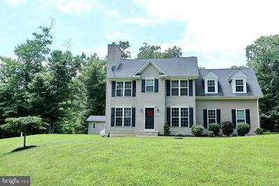 Charlotte Hall Single Family Home For Sale: 12327 Newport Run Place