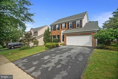 Frederick Single Family Home For Sale: 3962 Triton Street