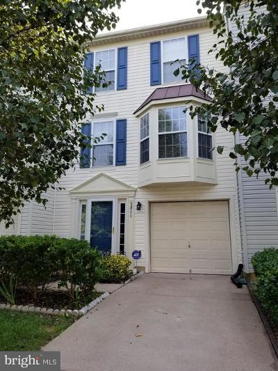 Fredericksburg Townhouse For Sale: 9811 Bartley Court