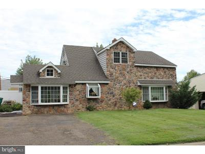 Bucks County Single Family Home For Sale: 10 Granite Road