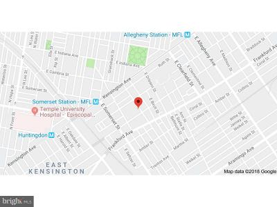 Port Richmond Residential Lots & Land For Sale: 1940 E Cambria Street
