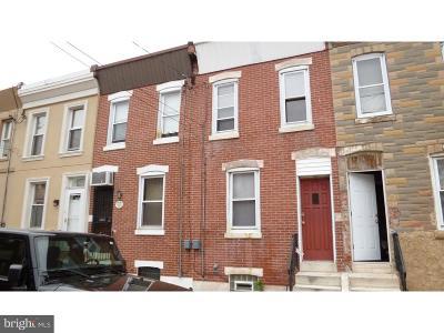 Philadelphia PA Townhouse For Sale: $139,900