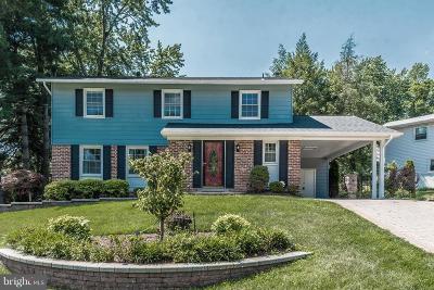 Silver Spring Single Family Home For Sale: 13016 Morningside Lane