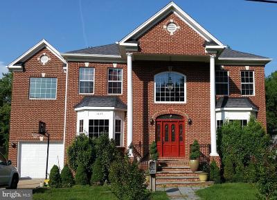 Falls Church Rental For Rent: 1823 Olney Road
