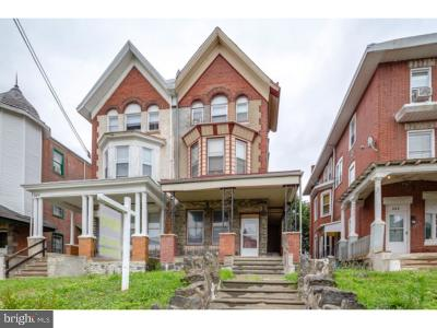 Philadelphia PA Multi Family Home For Sale: $235,000