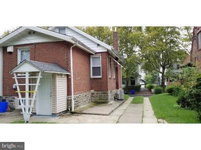 Castor Gardens Single Family Home For Sale: 1231 Disston Street