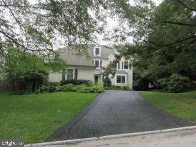 Villanova Single Family Home For Auction: 2075 Matson Circle