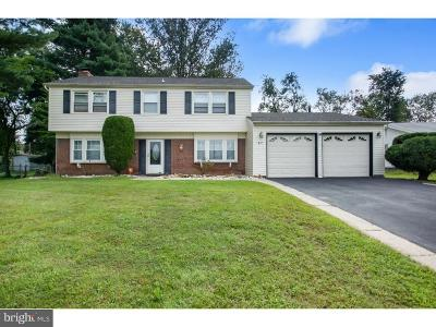 Willingboro NJ Single Family Home For Sale: $225,000
