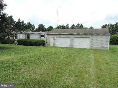 Federalsburg Single Family Home Under Contract: 26181 Auction Road