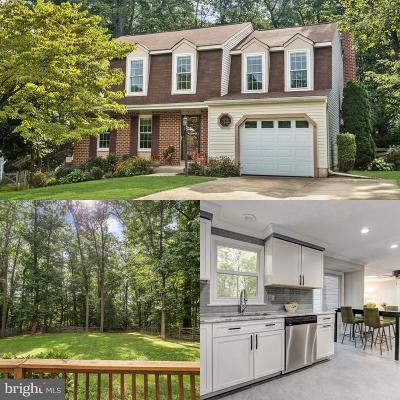 Howard County Single Family Home For Sale: 10450 Rosemont Drive