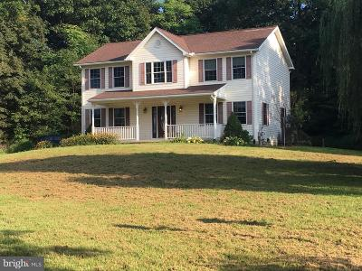 Oldtown Single Family Home Under Contract: 14400 Bender Lane