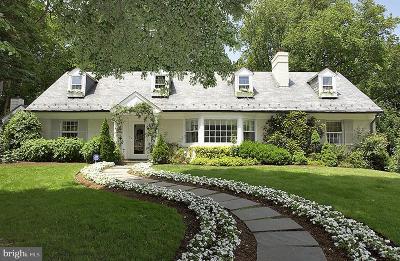 Washington DC Single Family Home For Sale: $1,995,000