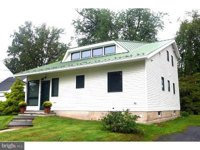 Princeton Single Family Home For Sale: 30 Erdman Avenue