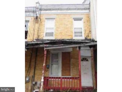 Philadelphia Townhouse For Sale: 456 E Mechanic Street