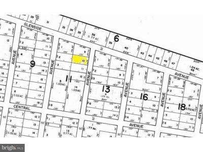 Millville Residential Lots & Land For Sale: George Avenue