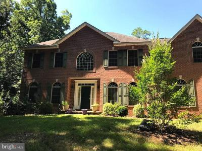 Waldorf Single Family Home For Sale: 5829 Lockmere Place
