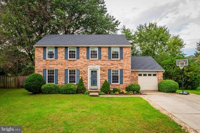 Prince William County Single Family Home Active Under Contract: 3277 Bethel Church Drive