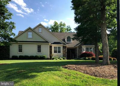 Spotsylvania Single Family Home For Sale: 11208 Knolls End