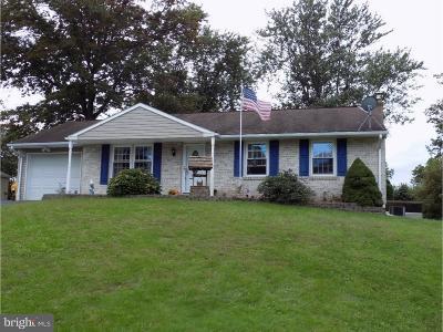 Gilbertsville Single Family Home For Sale: 318 Bow Lane
