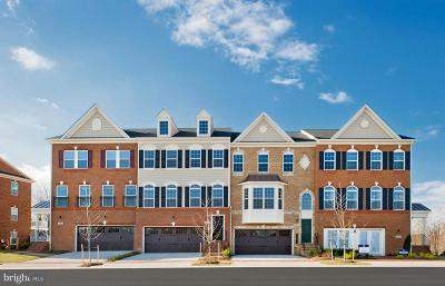 Upper Marlboro Townhouse For Sale: 3803 Pentland Hills Road