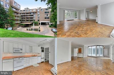 Washington Condo For Sale: 4100 Cathedral Avenue NW #1