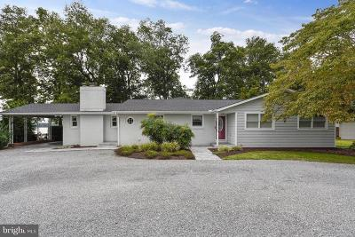 Dorchester County Single Family Home For Sale: 3708 Willey Road