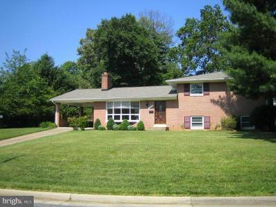 Falls Church Rental For Rent: 6131 Beachway Drive
