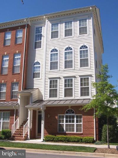 Gaithersburg Condo For Sale: 630 Main Street #A