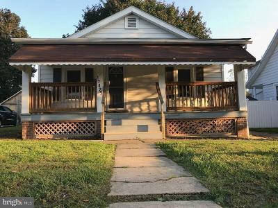 Hagerstown Single Family Home For Sale: 17427 Lexington Avenue