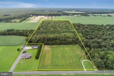 Residential Lots & Land For Sale: 18062 Pettyjohn Road