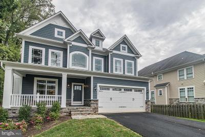 McLean Single Family Home For Sale: 2113 Westmoreland Street
