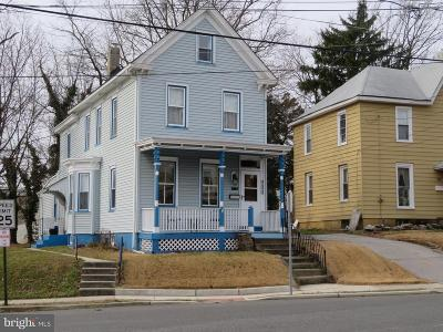 Woodbury Single Family Home For Sale: 205 S Barber Avenue