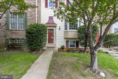 Burke Townhouse For Sale: 9864 Burke Pond Court
