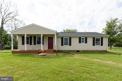Fauquier County Single Family Home For Sale: 10488 Brent Town Road