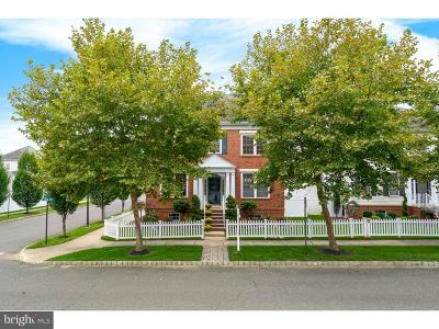 Robbinsville Single Family Home For Sale: 1162 Lake Dr E