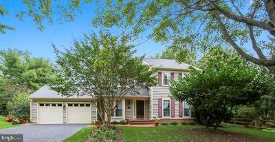 Montgomery Village Single Family Home For Sale: 20113 Harron Valley Way