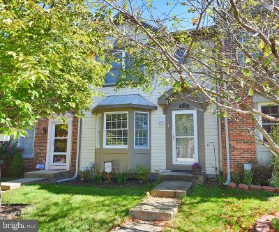 Perry Hall Townhouse For Sale: 8735 Silver Hall Road