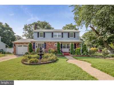 Pennsauken Single Family Home For Sale: 5305 Walton Avenue